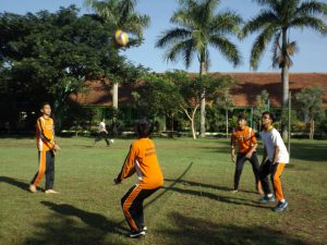 lomba volley